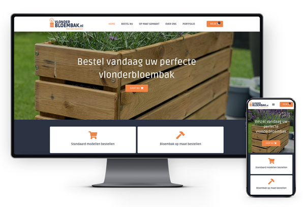 Woocommerce webshop laten maken door Hutten Webdesign